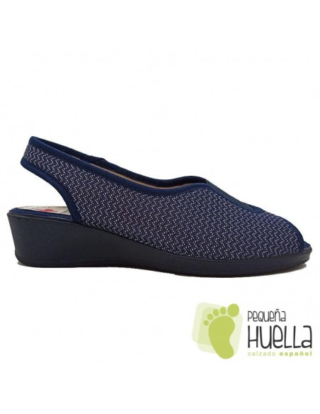Zapatos anatómicas de mujer, Muyter 733