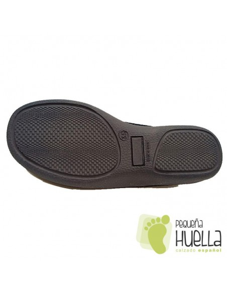 Zapatillas rejilla señora Ruiz y Gallego 924