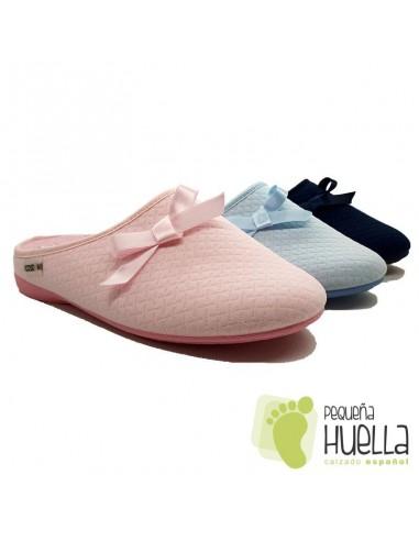 Zapatillas mujer casa Cosdam 0532