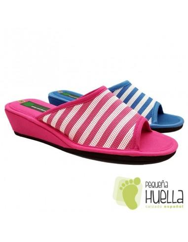Zapatillas de Mujer ergonómicas Misszapatillas 360