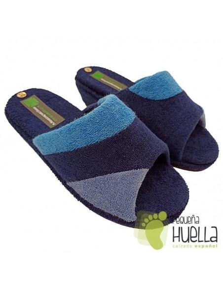 Zapatillas de felpa para Mujer ergonómicas Misszapatillas 510