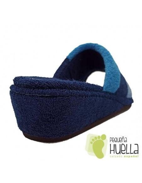 Zapatillas de algodón Mujer ergonómicas Misszapatillas 510