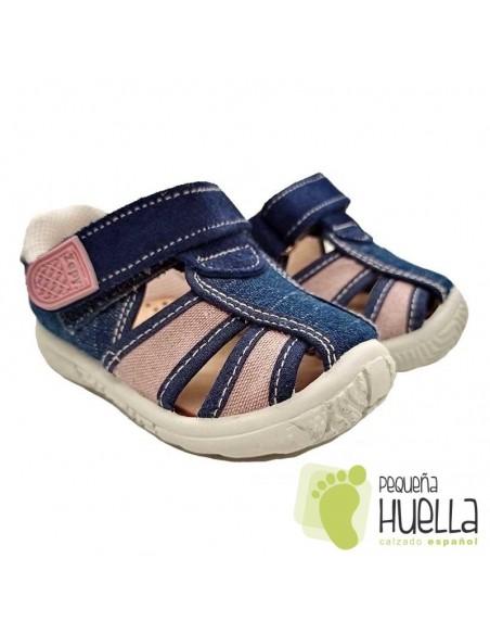 Sandalias Niñas Lona Zapy Y73573