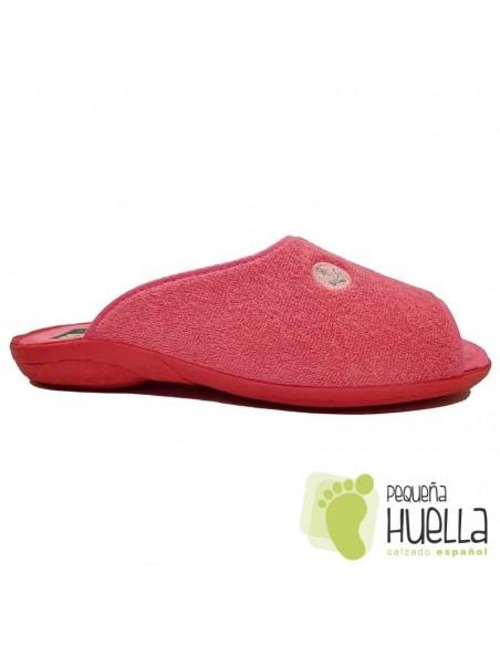 Zapatillas de toalla para chica, CASA DONA Ancla 052
