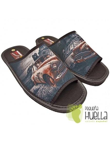 Zapatillas de coches para Hombre CASA Dona 053