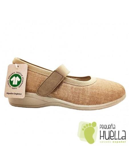 Zapatillas mujer con velcro Doctor Cutillas 711