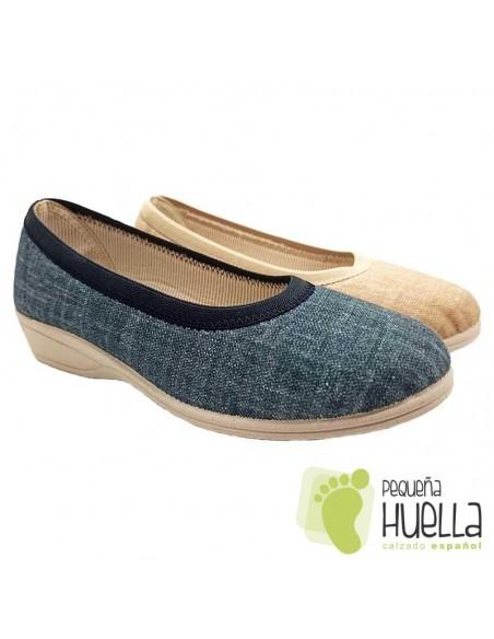 Zapatillas mujer Doctor Cutillas 710