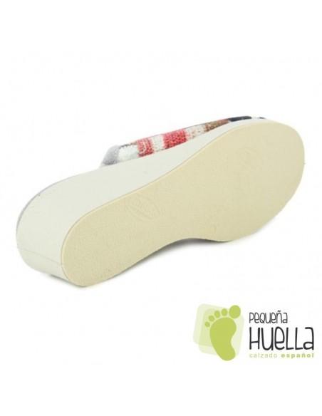 DOCTOR CUTILLAS Zapatillas de lana para Casa de Mujer 4656