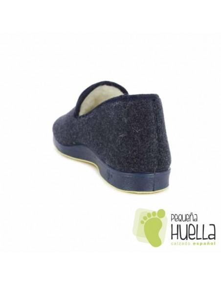 Zapatillas de casa de Lana Hombre Doctor Cutillas 177