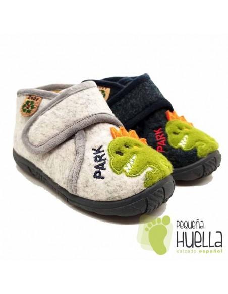 comprar Zapatilla casa niños Dinosaurio Zapy Z753 online