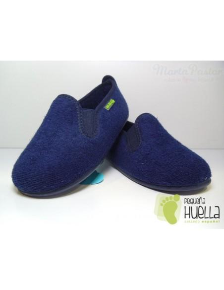 Zapatillas Niño Marino