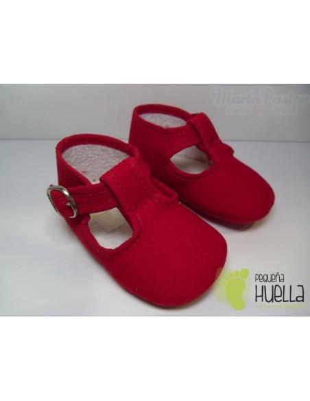 Pepitos Lona Rojos