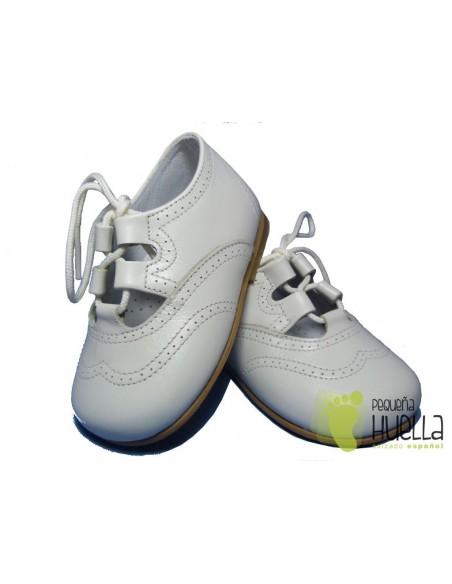 Zapato inglés Piel, sin Lengüeta, Porcelana