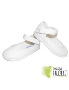 Mercedes Lona Tobillera Blanco