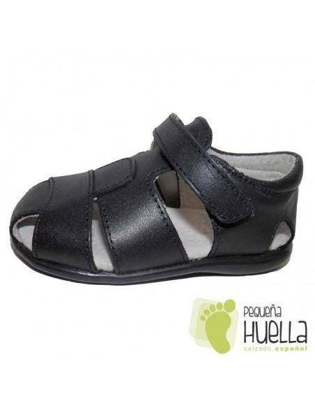 Sandalia Marino con Hebilla
