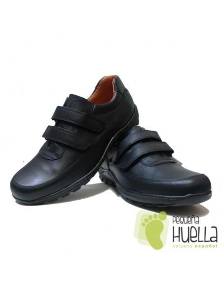 Zapatos Colegiales talla grande, YOWAS