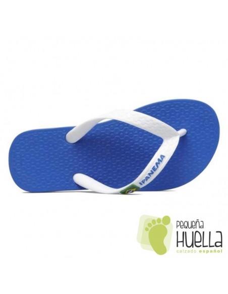 sandalias brasileñas Ipanema o chancla de goma en Las Rozas