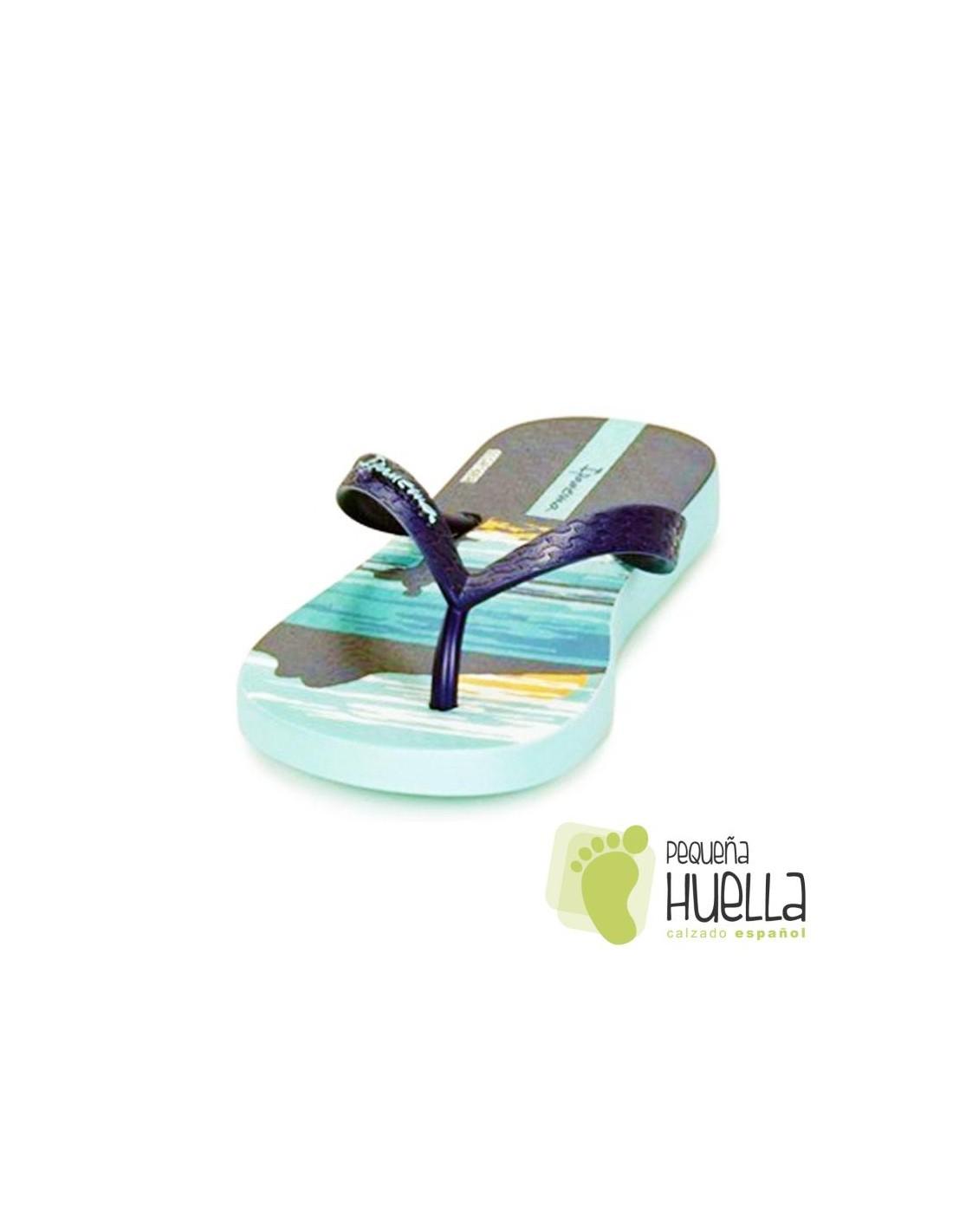 Para Playa Ipanema Niña De La Comprar Online Shdtqrc Azules Chanclas 7ybf6vgY