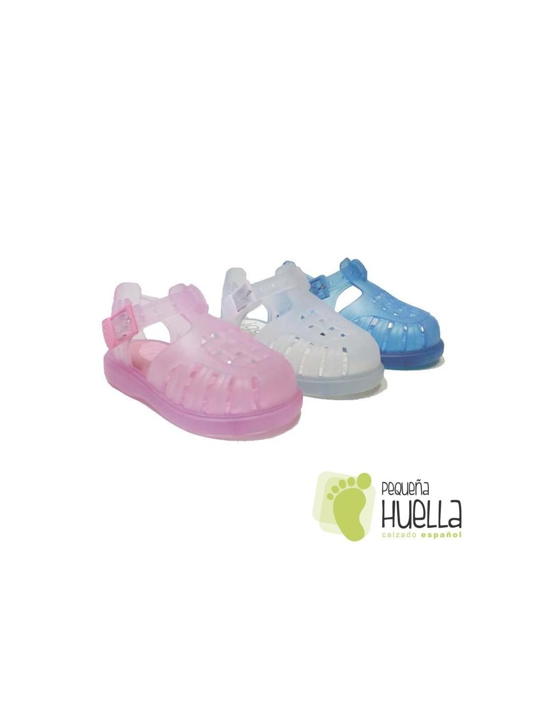 Zuecos de piscina para ni os marca igor zapater a infantil for Piscina goma