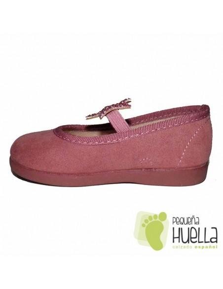 Mercedes Bailarinas bebes niñas rosas serratex baratas en las rozas
