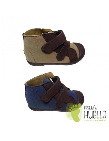 ffa7376c Comprar botitas baratas para niños de piel online