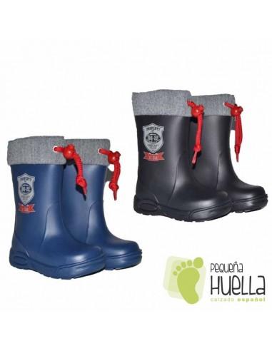 7a764c9d Comprar botas de agua para niños y niñas tipo katiuska IGOR online
