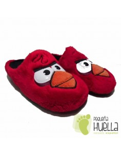 Zapatillas Casa Angry Birds