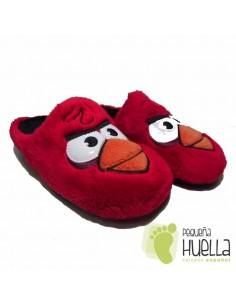 Zapatillas Casa Angry Birds