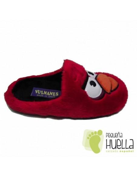 Zapatillas Casa Roja