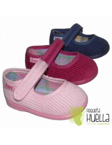 Casa De Por Online Estar Comprar Zapatillas Niñas Zapy Pana Para htdsCQr