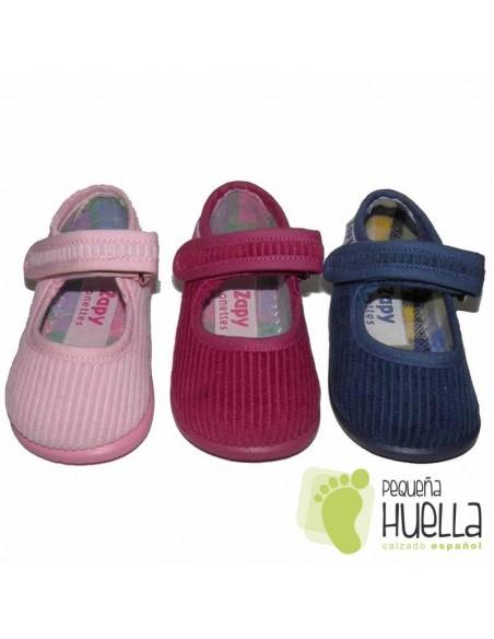 Zapatillas Casa Niña ZAPY